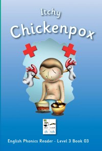 3c03 Itchy Chickenpox Cover