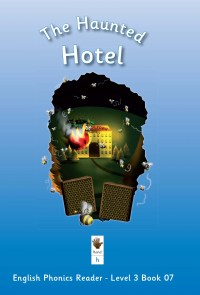 3c07 The Haunted Hotel Cover