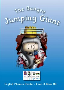 3c08 The Bungee Jumping Giant Cover