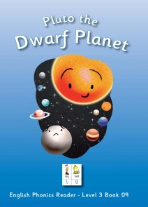 3c09 Pluto the Dwarf Planet Cover