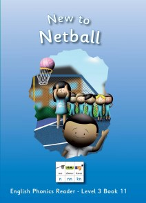 3c11 New to Netball Cover