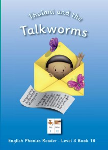 3c18 Thulani and the Talkworms Cover